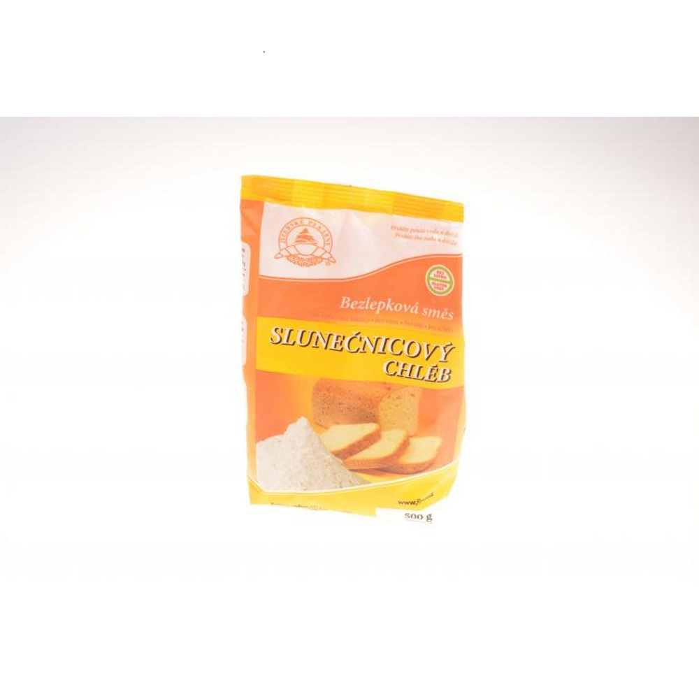JIZERSKÉ PEKÁRNY Zmes na slnečnicový chlieb bez lepku 500 g