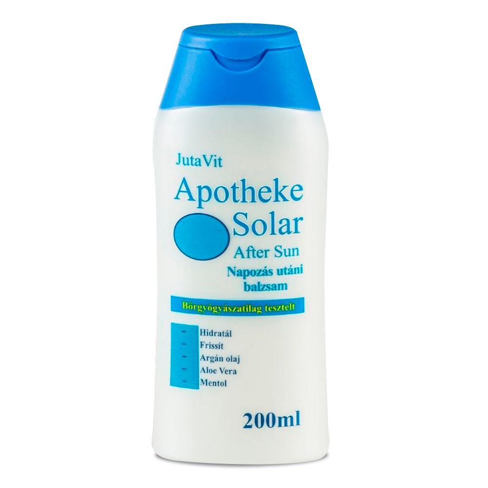 JUTAVIT Apotheke Solar After Sun 200 ml