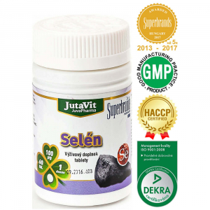 JutaVit Selén 100 mg 60 tabliet