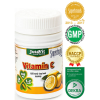 JUTAVIT Vitamín C 500 mg 30 tabliet