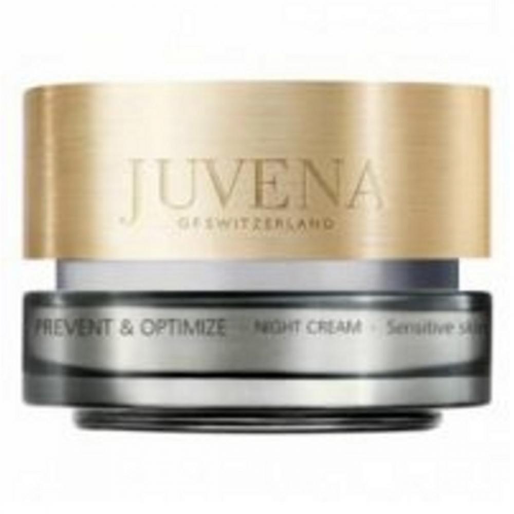 Juvena Prevent & Optimize Night Cream 50ml (Normální a suchá pleť)