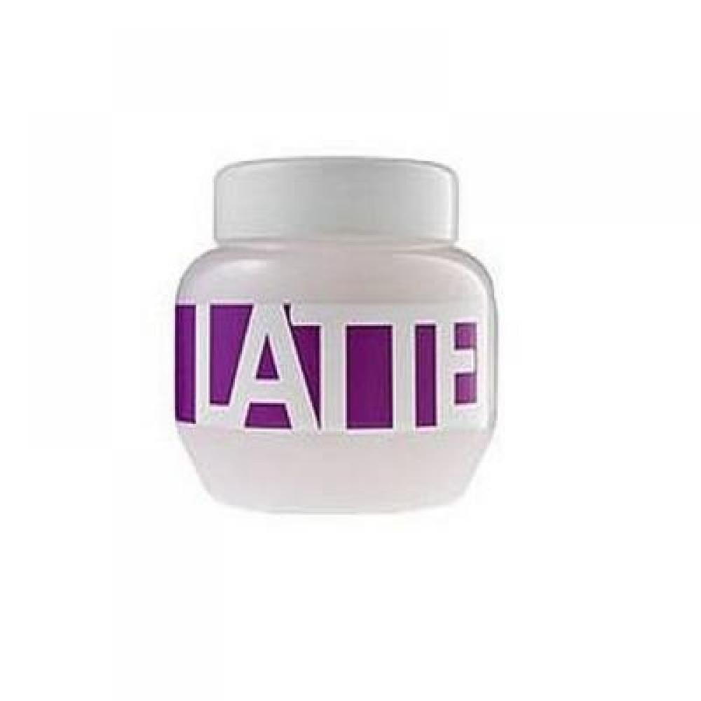 Kallos Latte Hair Mask 275ml (Maska pre chemicky poškodené vlasy)