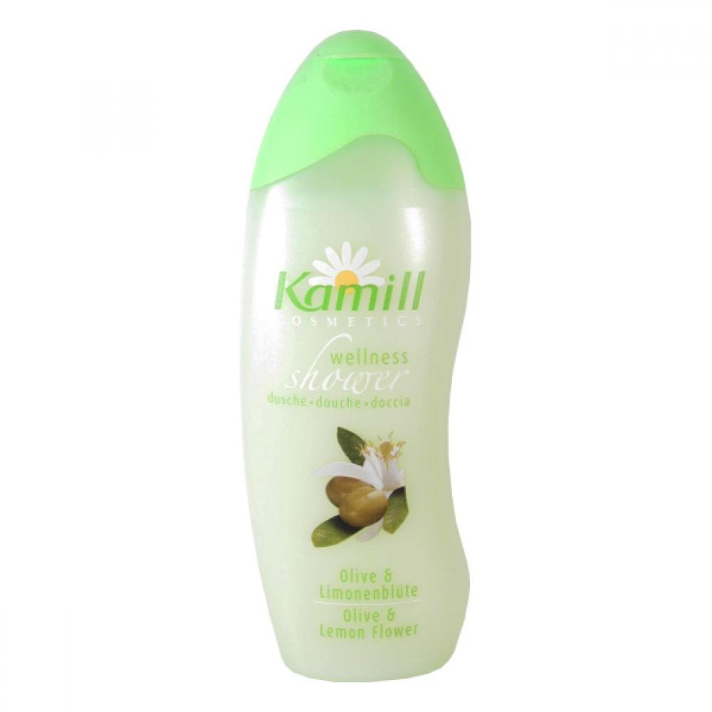 Kamill sprchový gél Olive & Lemon Flower 250ml