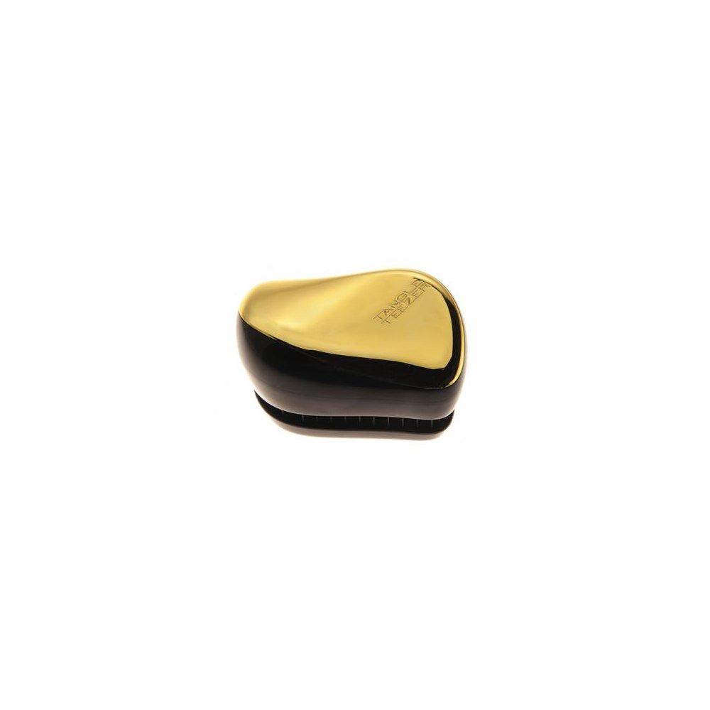 TANGLE TEEZER Compact Styler Gold Fever (černo-zlatý)