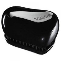TANGLE TEEZER Compact Styler Rock Star Black (čierný)