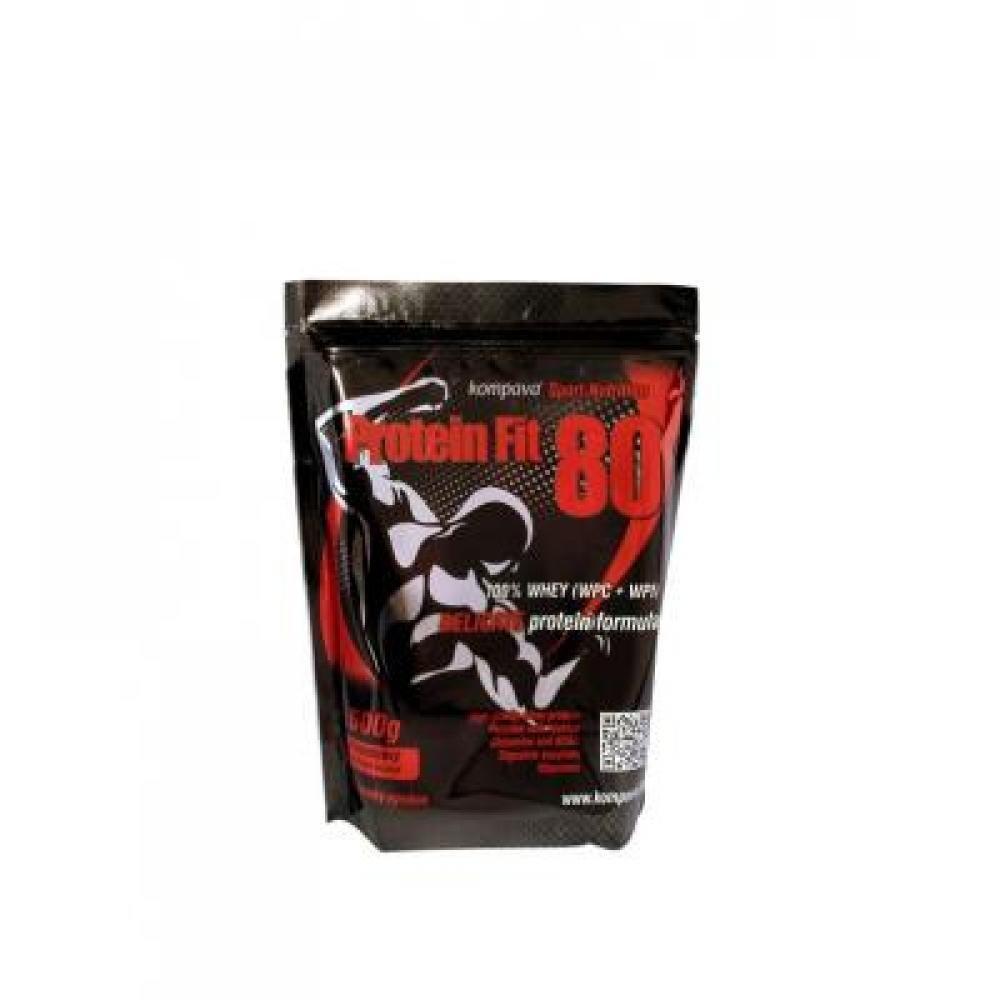 a6a7759609 Kompava ProteinFit 80 čokoláda 500 g - MojaLekáreň.sk
