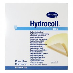 Kompres Hydrocol Thin 10x10cm / 10ks