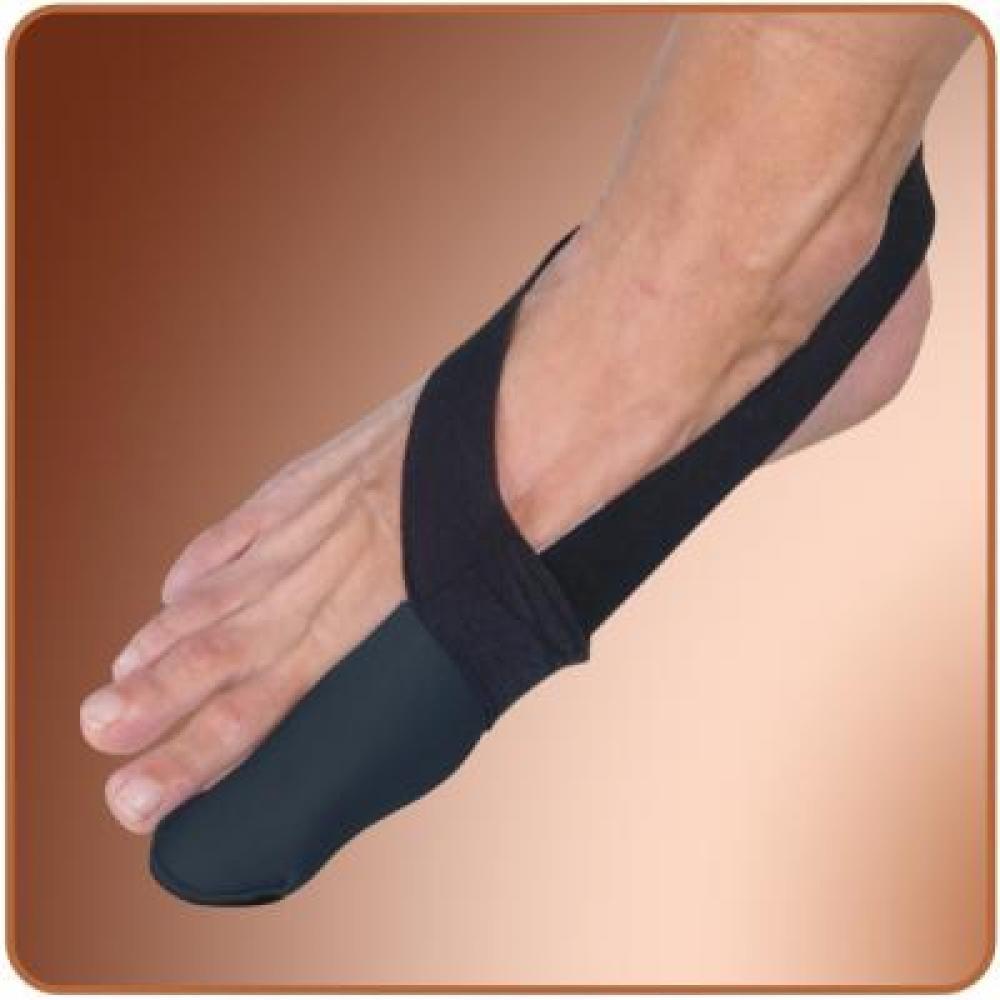 Korektor vbočeného palca nohy vel. 2, veľkosť obuvi 38-40 (bez výstuhy)
