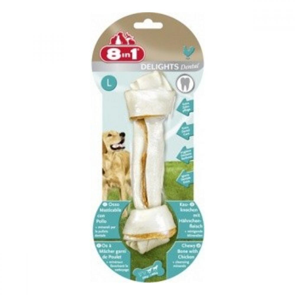 Kosť žuvacia s minerálmi Dental Delights L 1ks