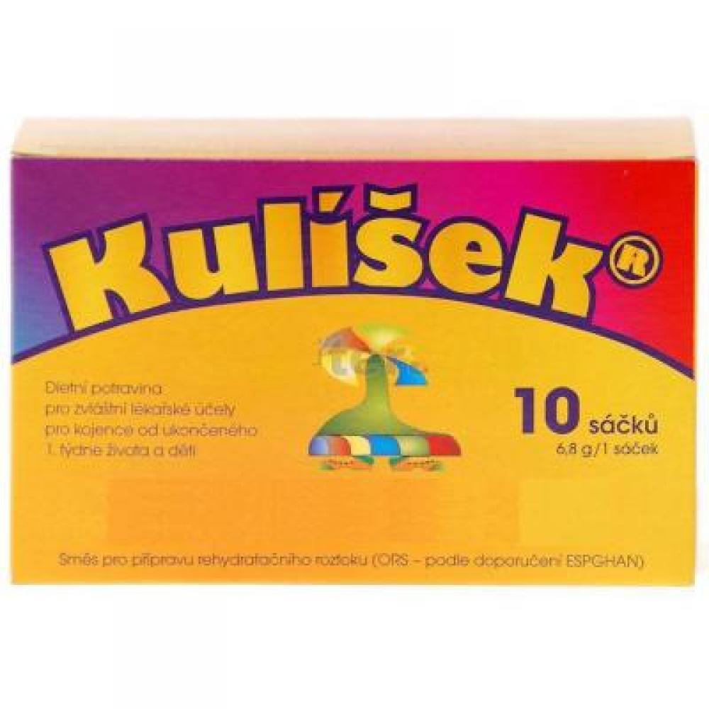 GOLDIM Kulíšek sáčky 10x6.8g