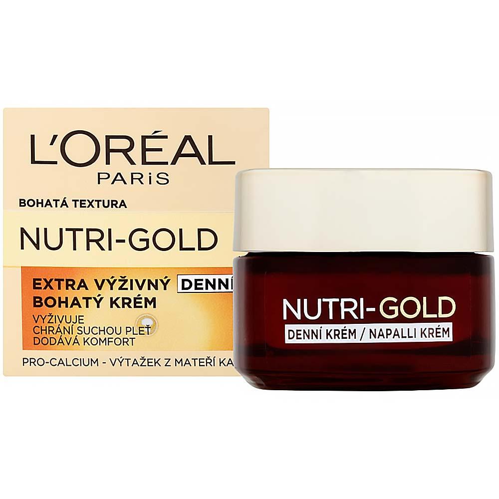 L'ORÉAL Expertise Nutri Gold denný krém 50 ml