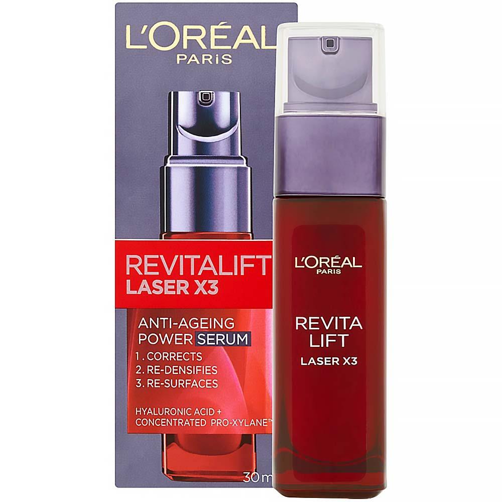 L'ORÉAL Revitalift Laser Renew sérum proti starnutiu pleti 30 ml