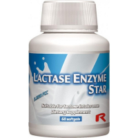 Laktátovou Enzyme Star 60 tabliet