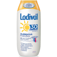 LADIVAL OF 30 Gel alergická koža 200 ml