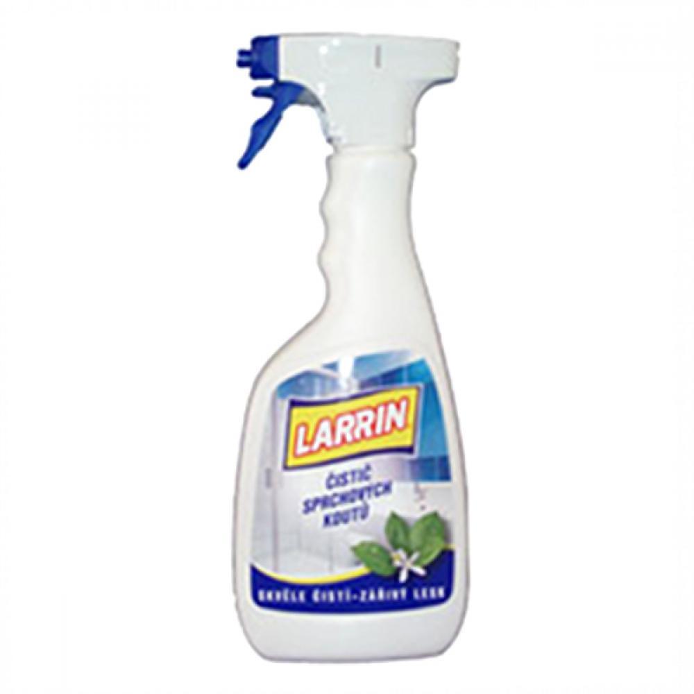 LARRIN čistič sprchovacích kútov, 500ml