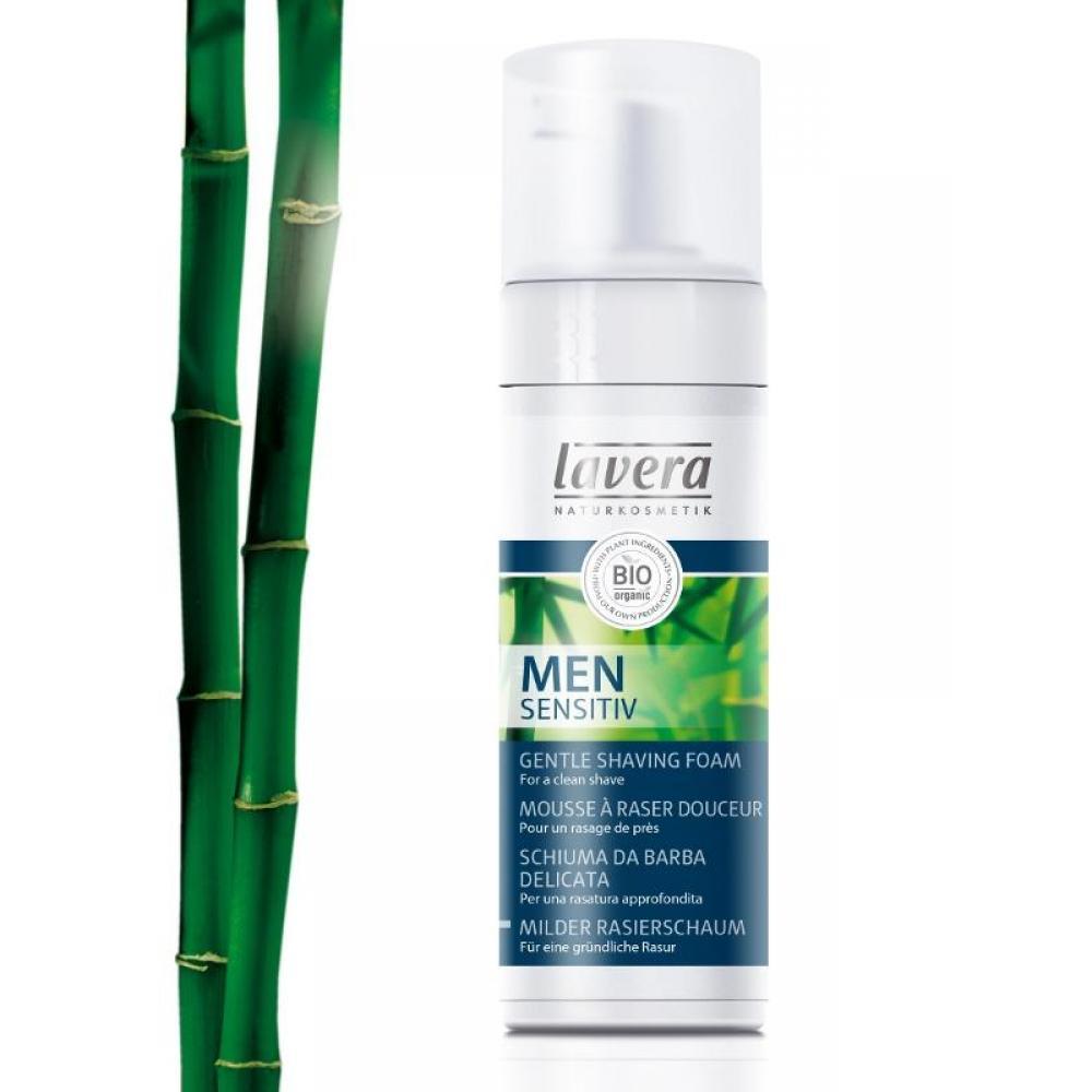 LAVERA Men Sensitiv Jemná pena na holenie 150 ml