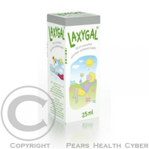 LAXYGAL gto por 7,5 mg/1 ml 1x25 ml