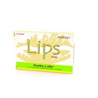 LIPS Kutiky a afty 30 tabliet