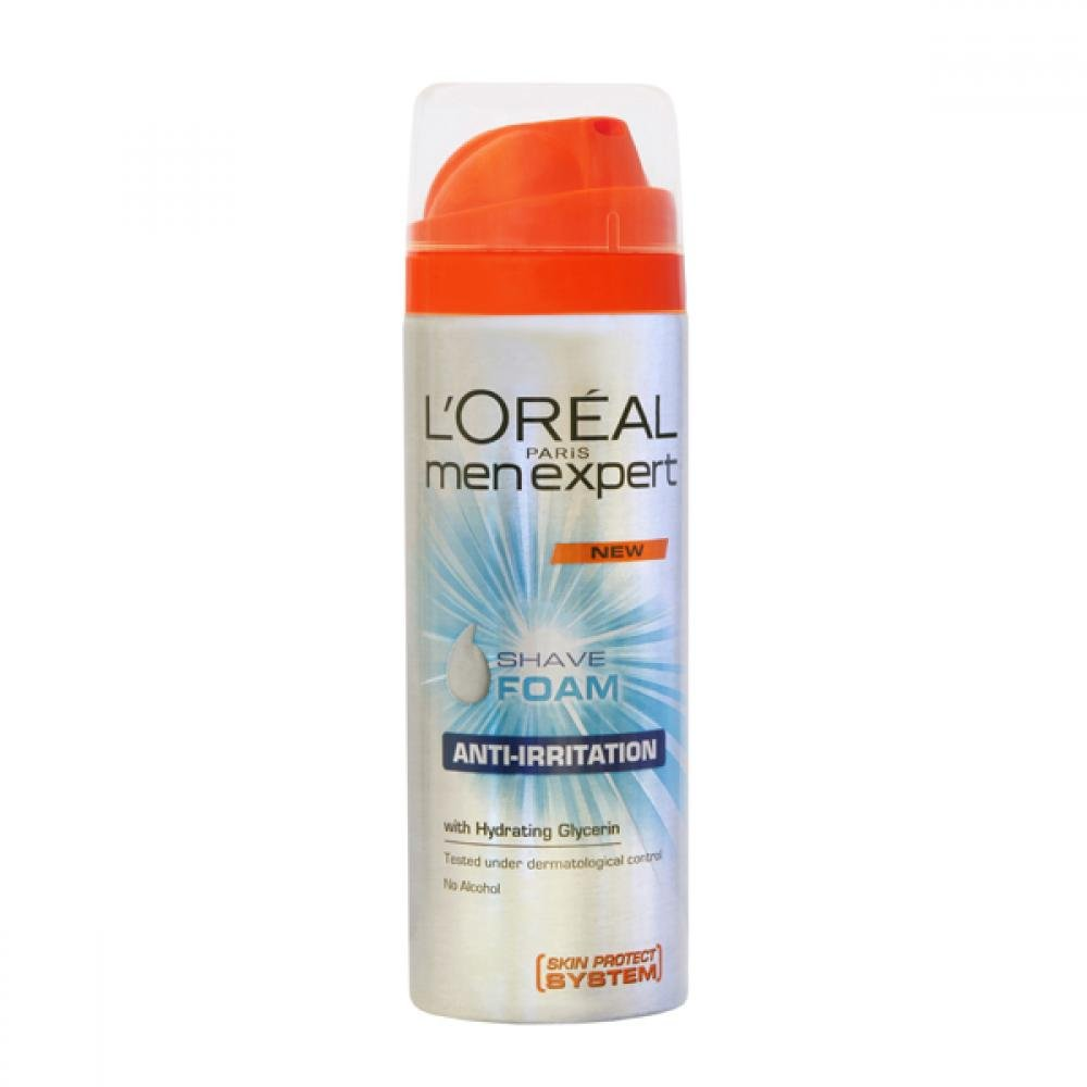 LOREAL Men Expert pena na holenie 200 ml