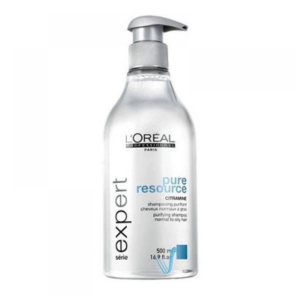 L'ORÉAL Expert Pure Resource Citramine šampón na mastné vlasy 500 ml