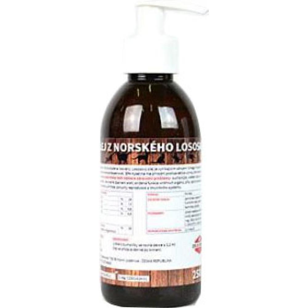ZEUS Lososový olej 100% mačka 250 ml