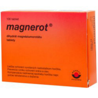 MAGNEROT TBL 100X500MG