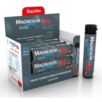 MAGNESIUM Chelate+B6 cherry ampulky 10 x 25 ml