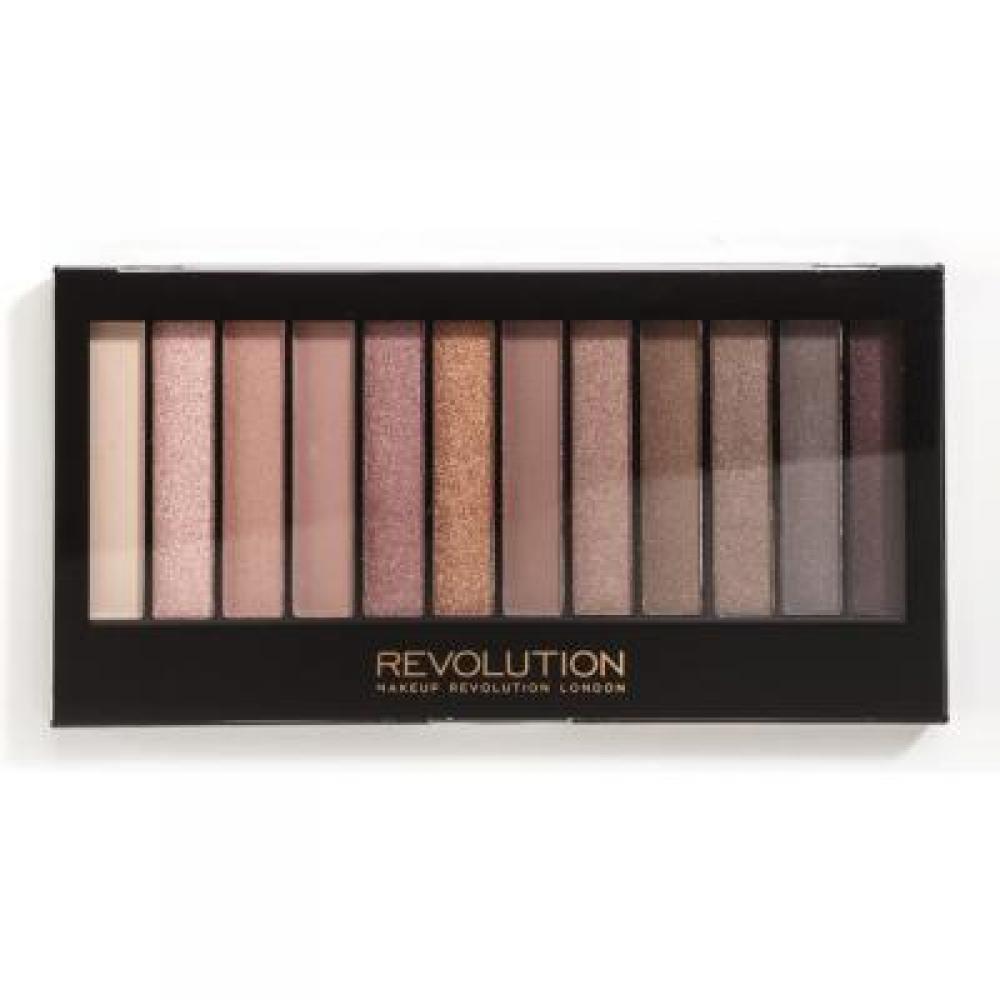 Makeup Revolution Redemption Palette Iconic 3 - paletka očných tieňov 14 g