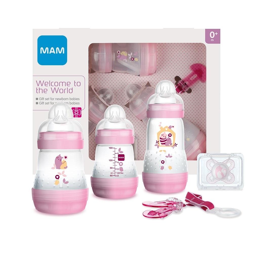 MAM Darčekový set pre novorodencov malý