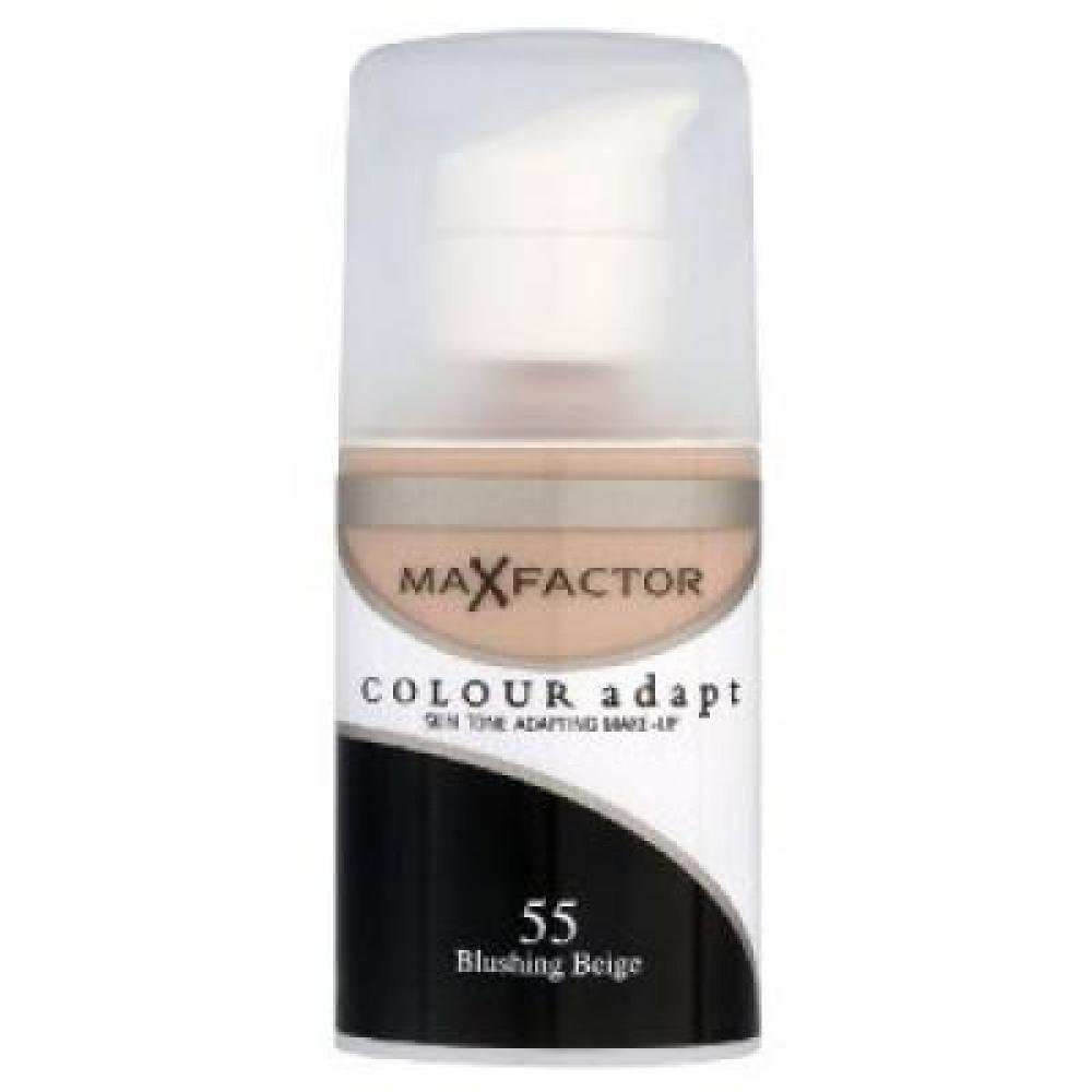Max Factor Colour Adapt Make-Up 34ml odtieň 55 Blushing Foundation