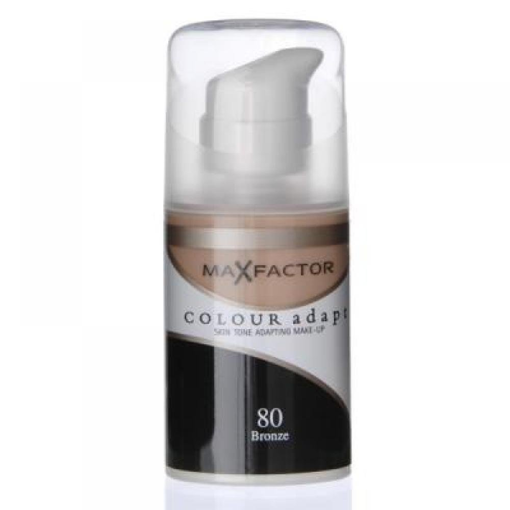 Max Factor Colour Adapt Make-Up 34ml odtieň 80 Bronze