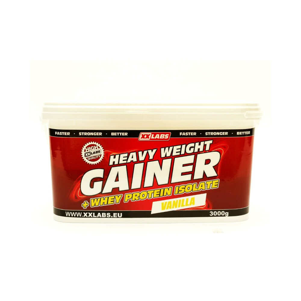 Maximum Heavy Weight Gainer 3000 g vanilka
