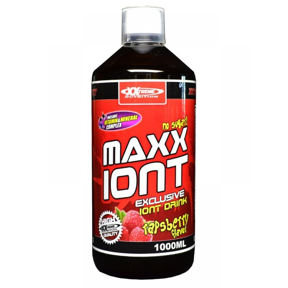 Maxx Ión 1000ml malina