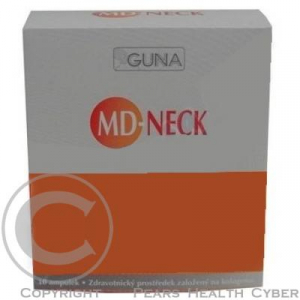 MD-NECK ampulky 10 x 2 ml