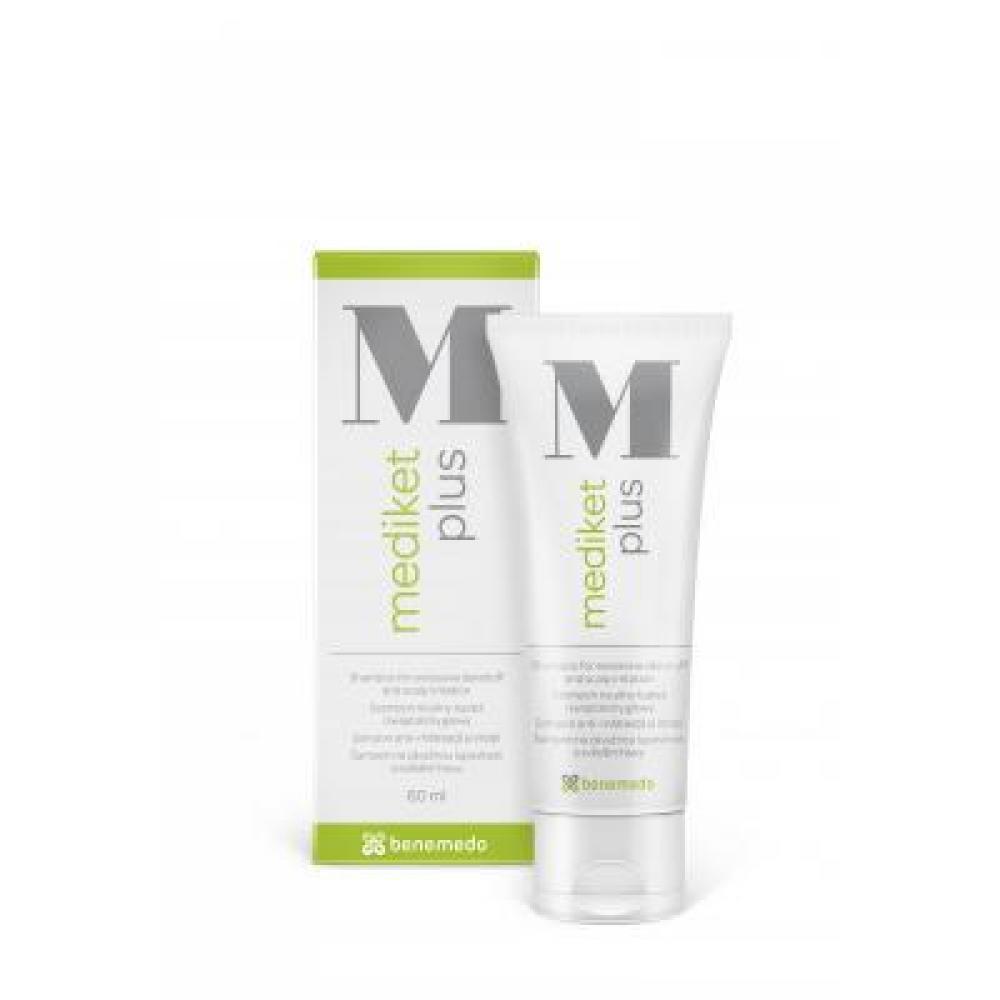 BENEMEDO Mediket Plus šampón 60 ml