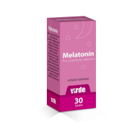 VIRDE Melatonin 5 mg 30 tabliet