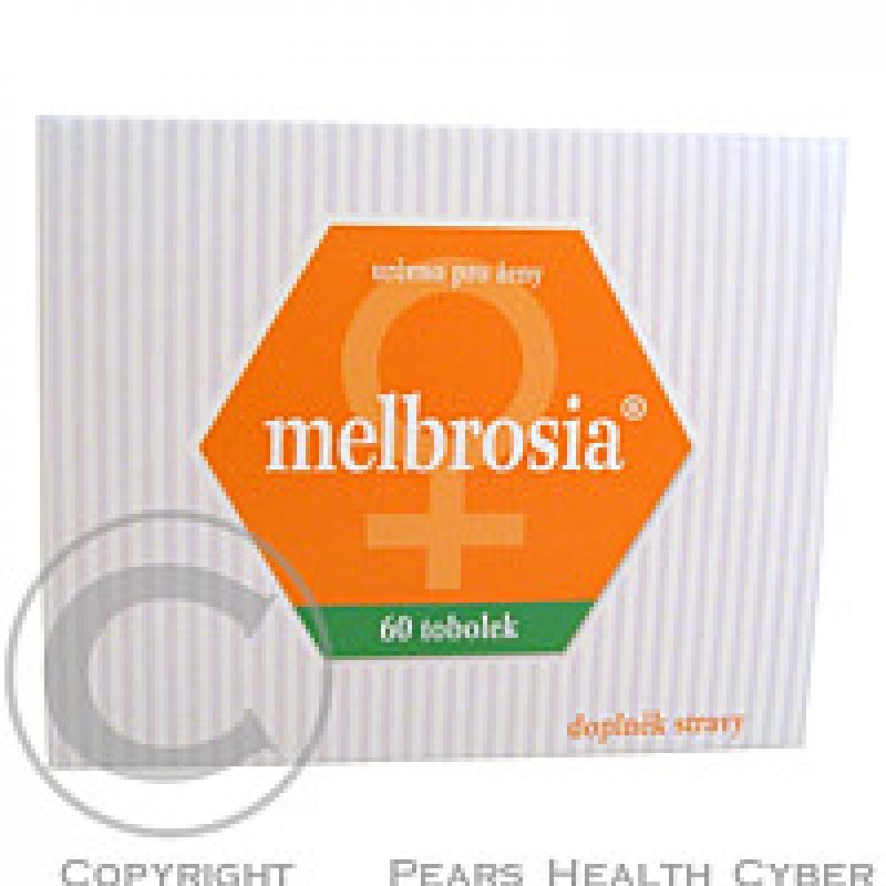 Melbrosia přír.preparát pre ženy v prechode tob.60