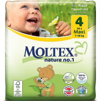 MOLTEX Nature No.1 Maxi 7-18kg  30 ks