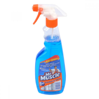 Mr.Muscle 5v1 okna modrý 500 ml