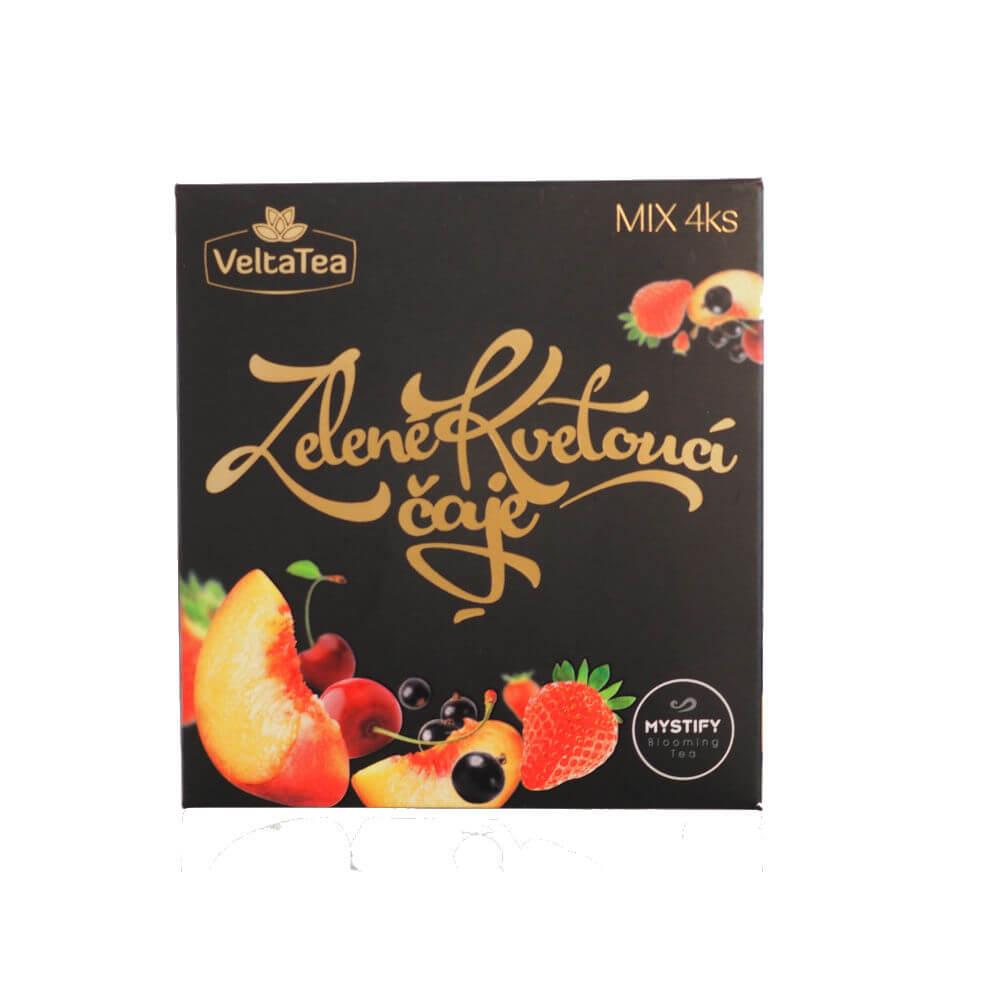 MYSTIFY Biely kvitnúce čaj ovocný 4ks MIX