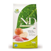 N & D CAT Adult Boar & Apple 1,5kg