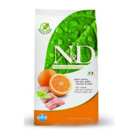 N & D CAT Adult Fish & Orange 1,5kg