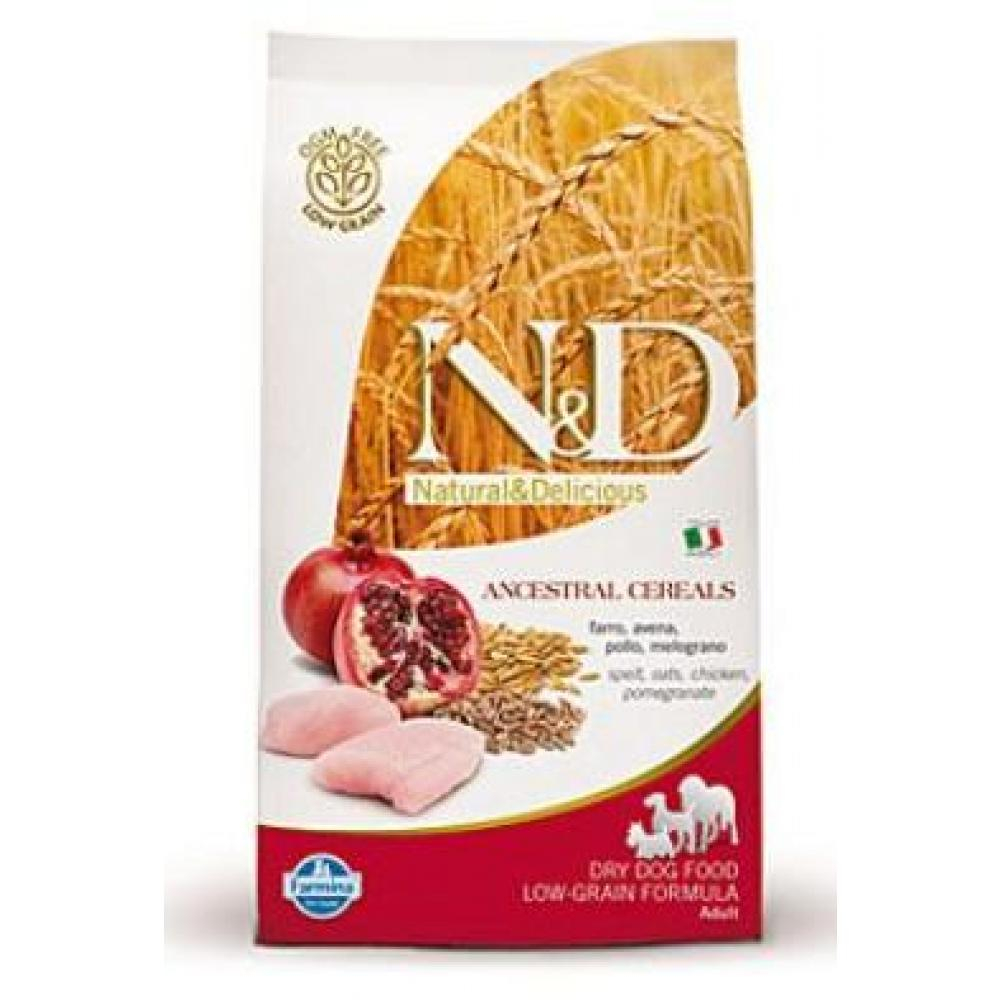 N & D DOG Puppy S / M Chicken & Pomegranate 800g