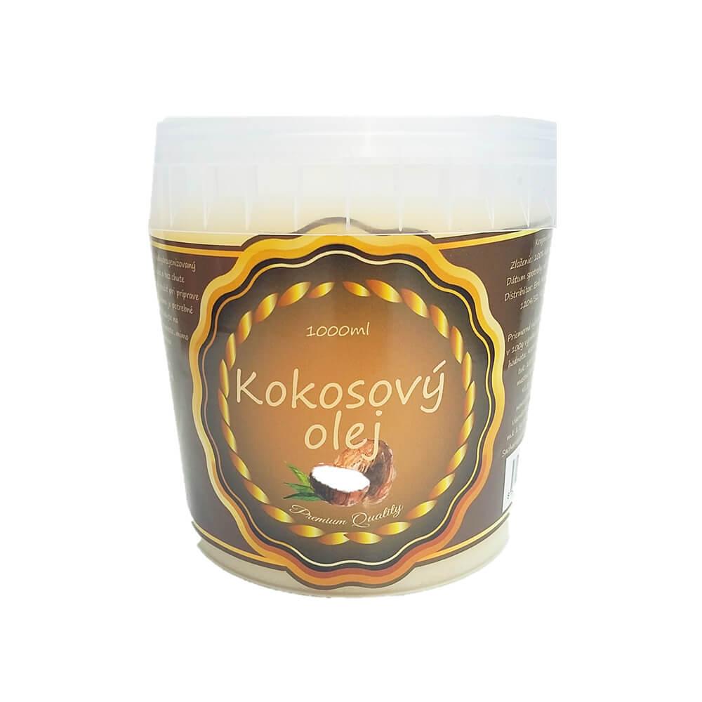 NAJTELO Kokosový olej 1000 ml