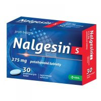 NALGESIN S 30 tabliet x 275 mg