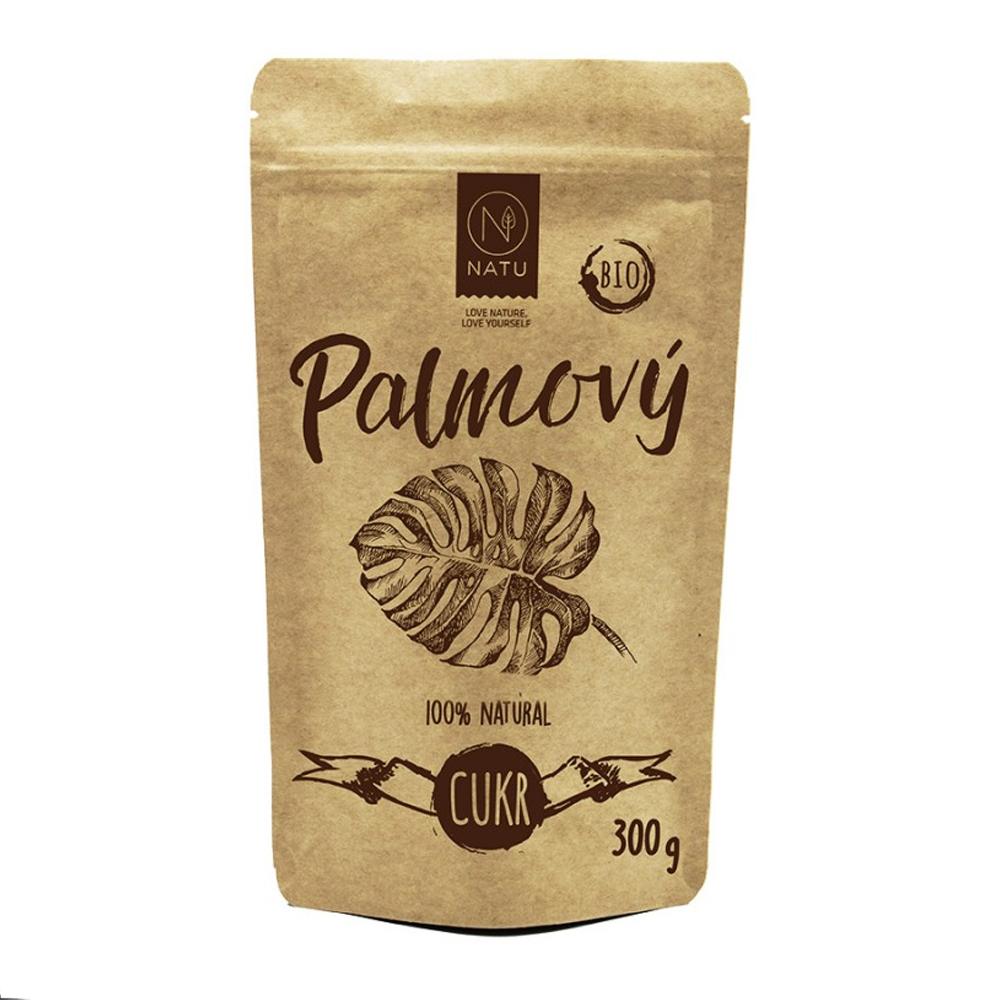 NATU Palmový cukor BIO 300 g