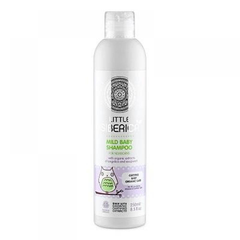 NATURA SIBERICA Detský jemný šampón pre najmenších 250 ml