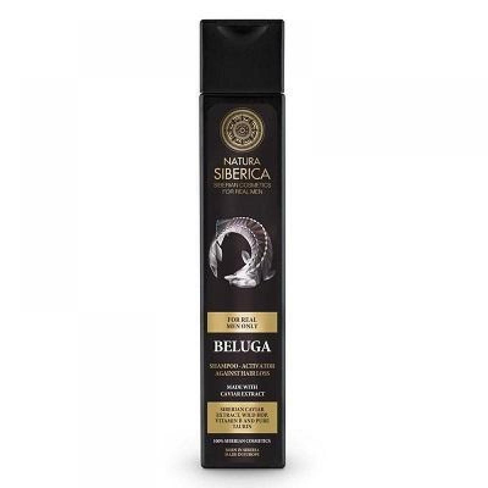 NATURA SIBERICA Šampón pre rast vlasov Beluga 250 ml a3694b8530d