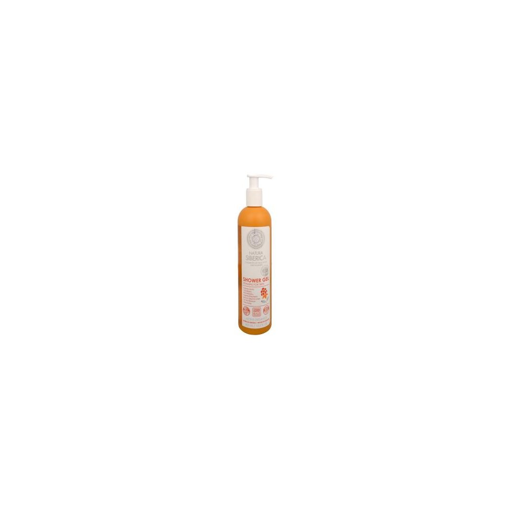 NATURA SIBERICA Sprchový gél Vitamíny pre pleť 400 ml