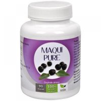 NATURAL MEDICAMENTS Maqui Pure 90 kapsúl
